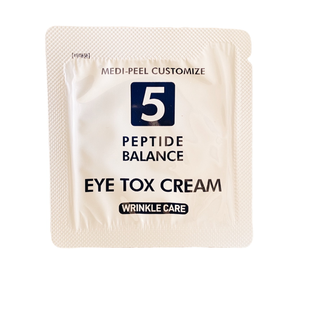 MEDI-PEEL EYE TOX CREAM Wrinkle Care Sample